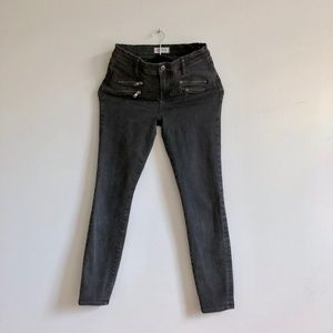 Madewell Pants - Madewell Skinny Skinny Jeans Biker Zip